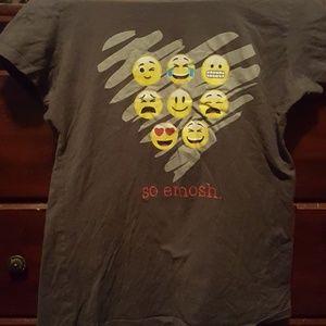 So emosh shirt